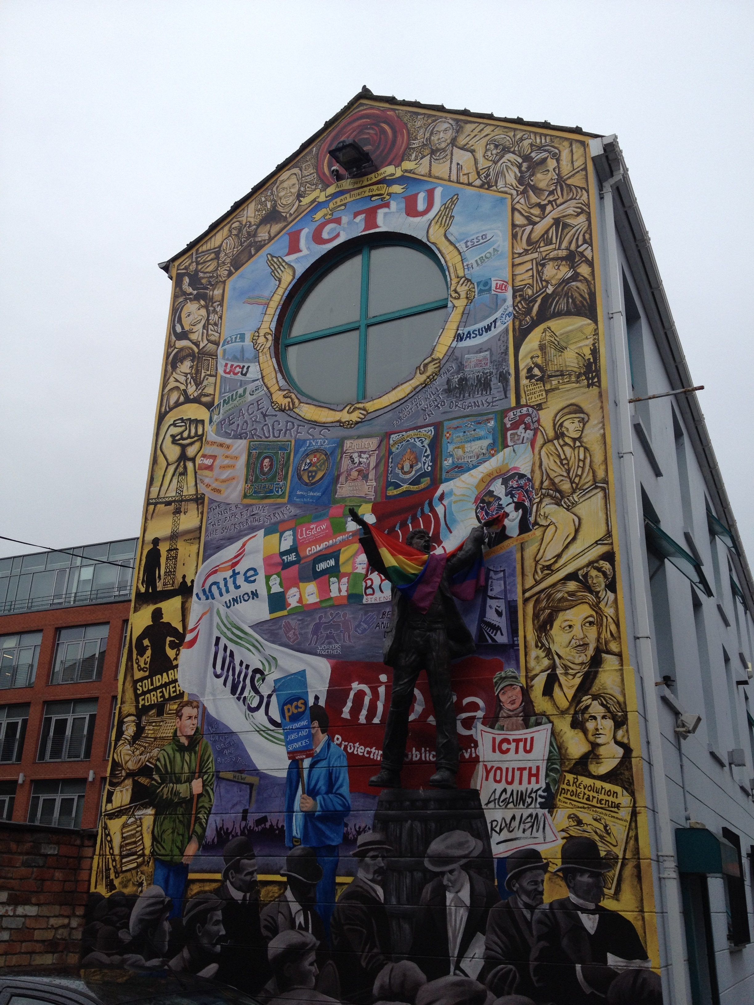 Belfast – Irlanda do Norte