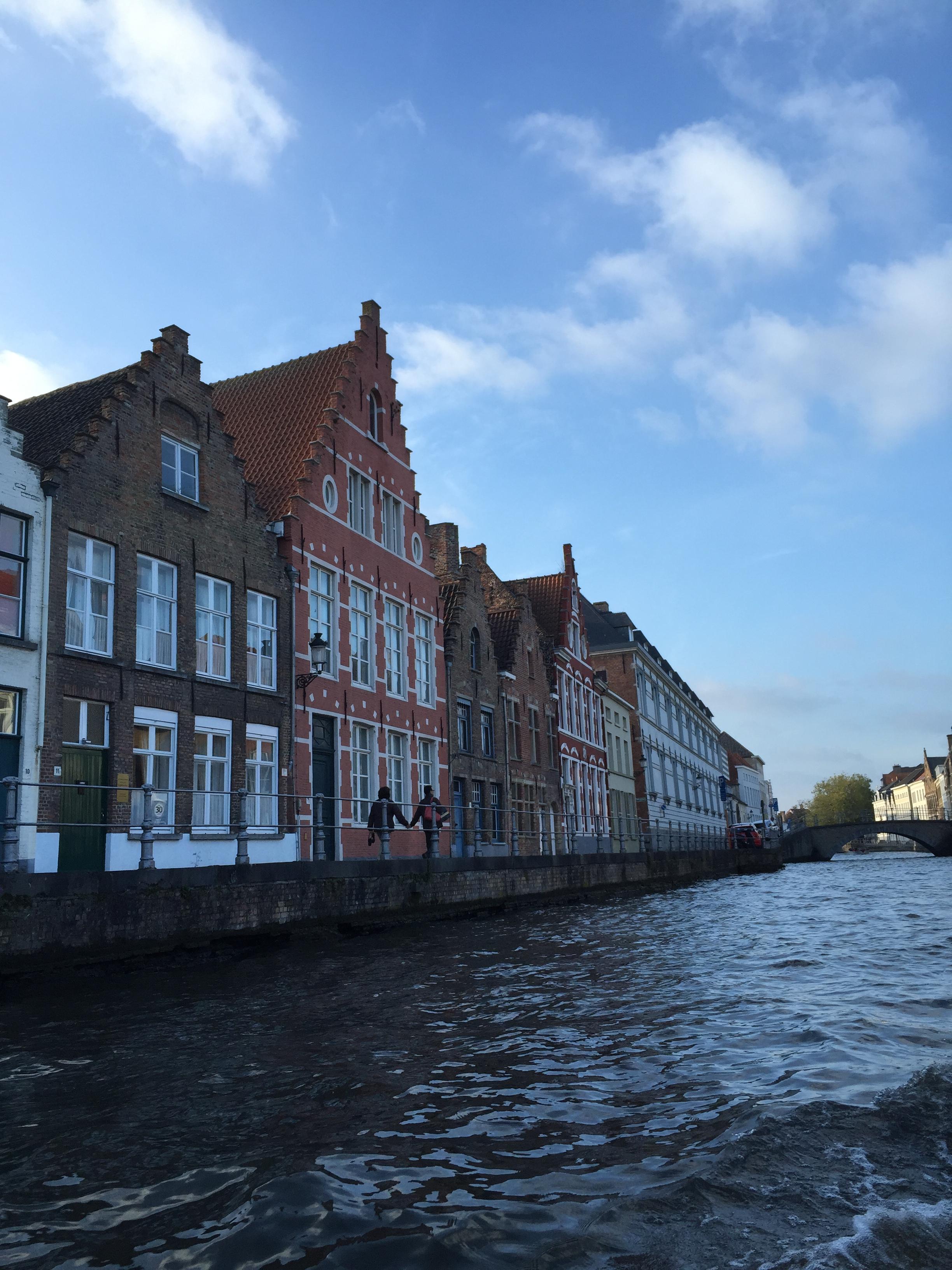 Bruges e Ghent