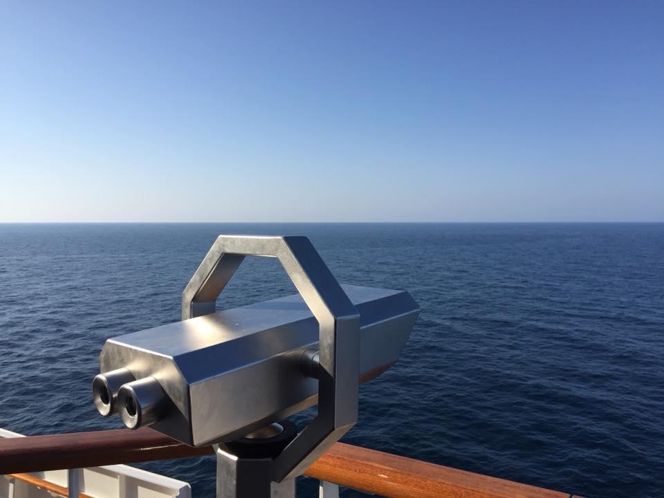 Um Cruzeiro pelo Mar Mediterrâneo