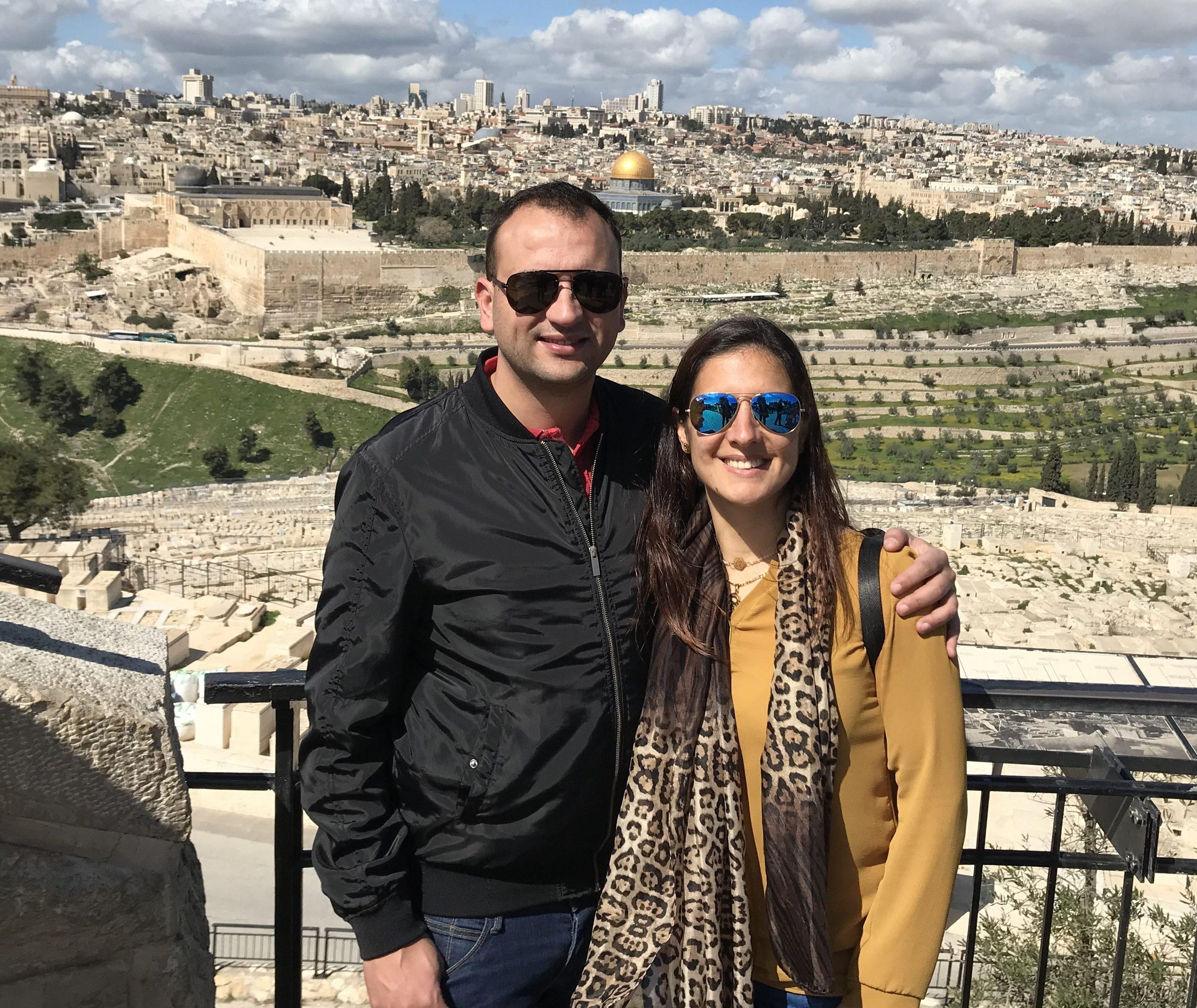Telavive, Jerusalém, Eilat – Israel