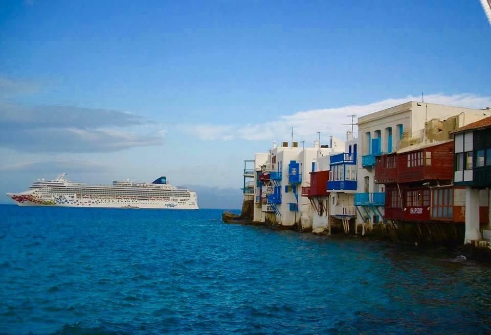 Atenas e Ilhas Gregas