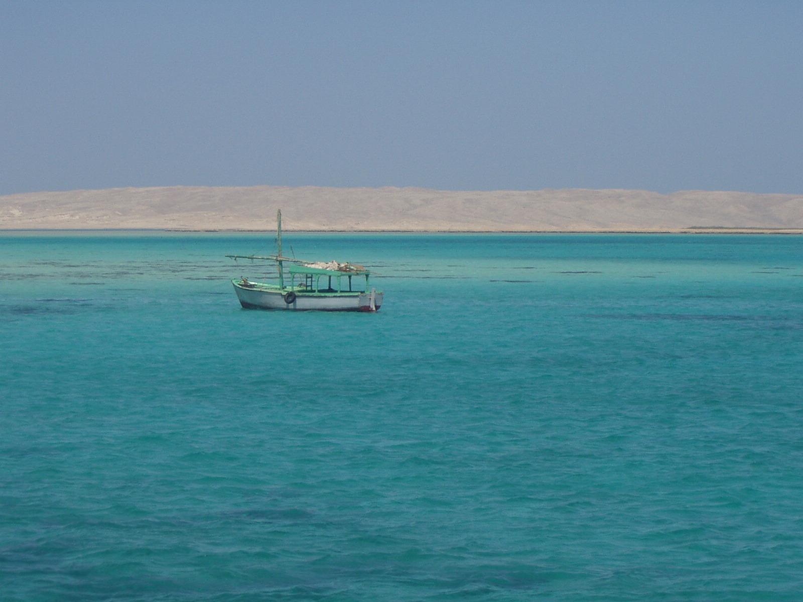 Hurghada e Cairo – Egipto