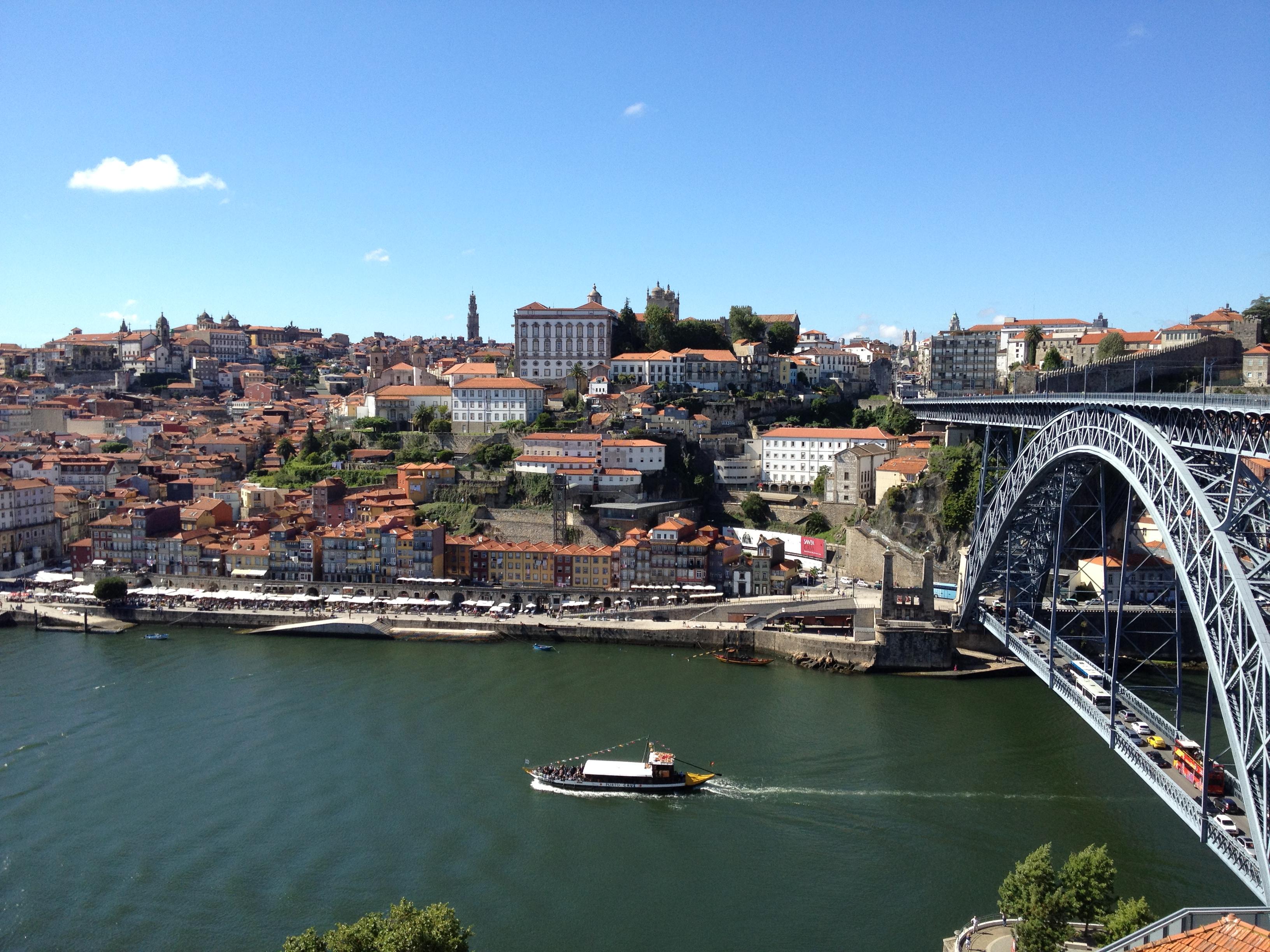 Porto – A Primeira Viagem de Comboio do Vitor