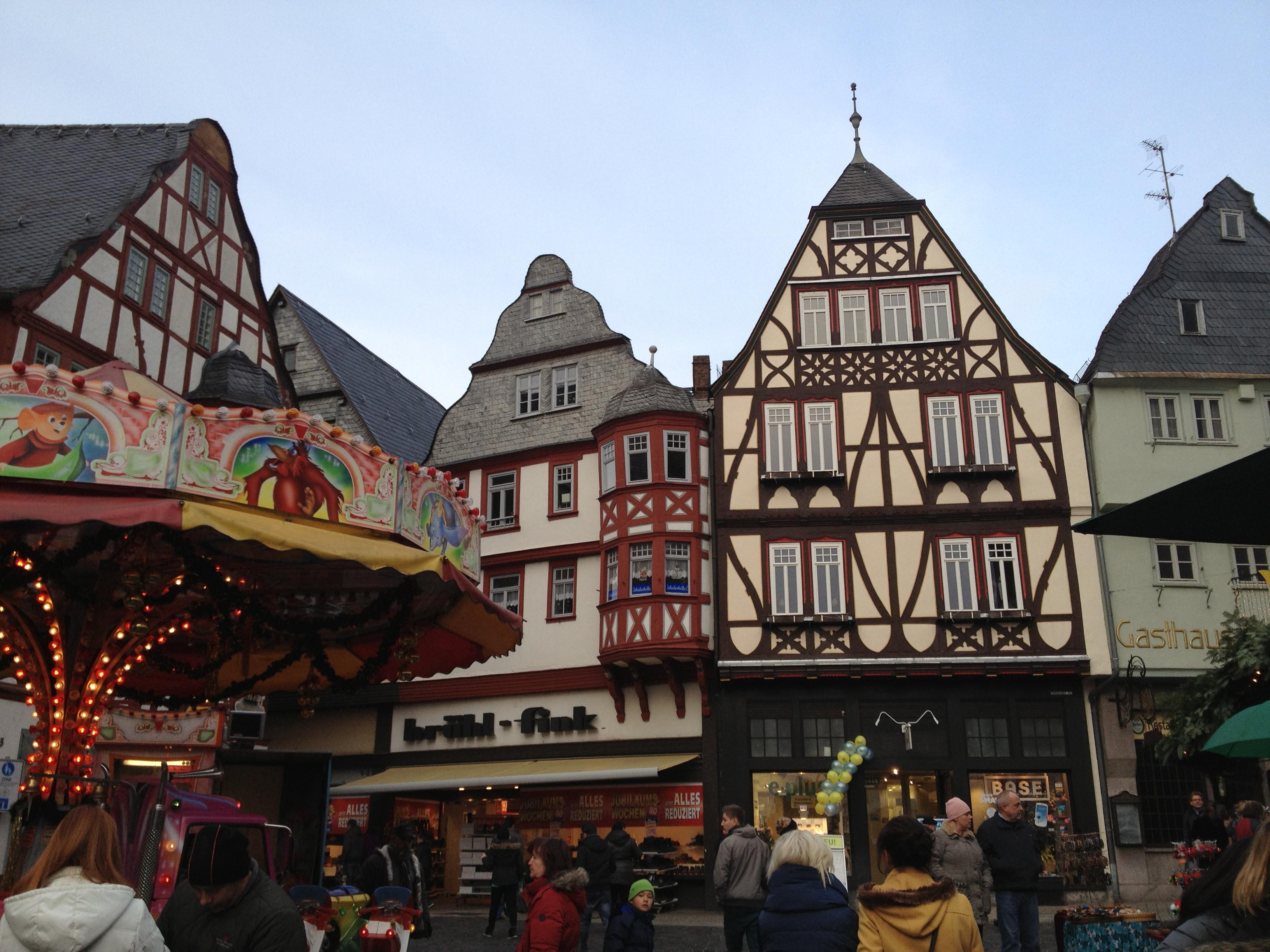Frankfurt e Heidelberg – Alemanha Mercados de Natal
