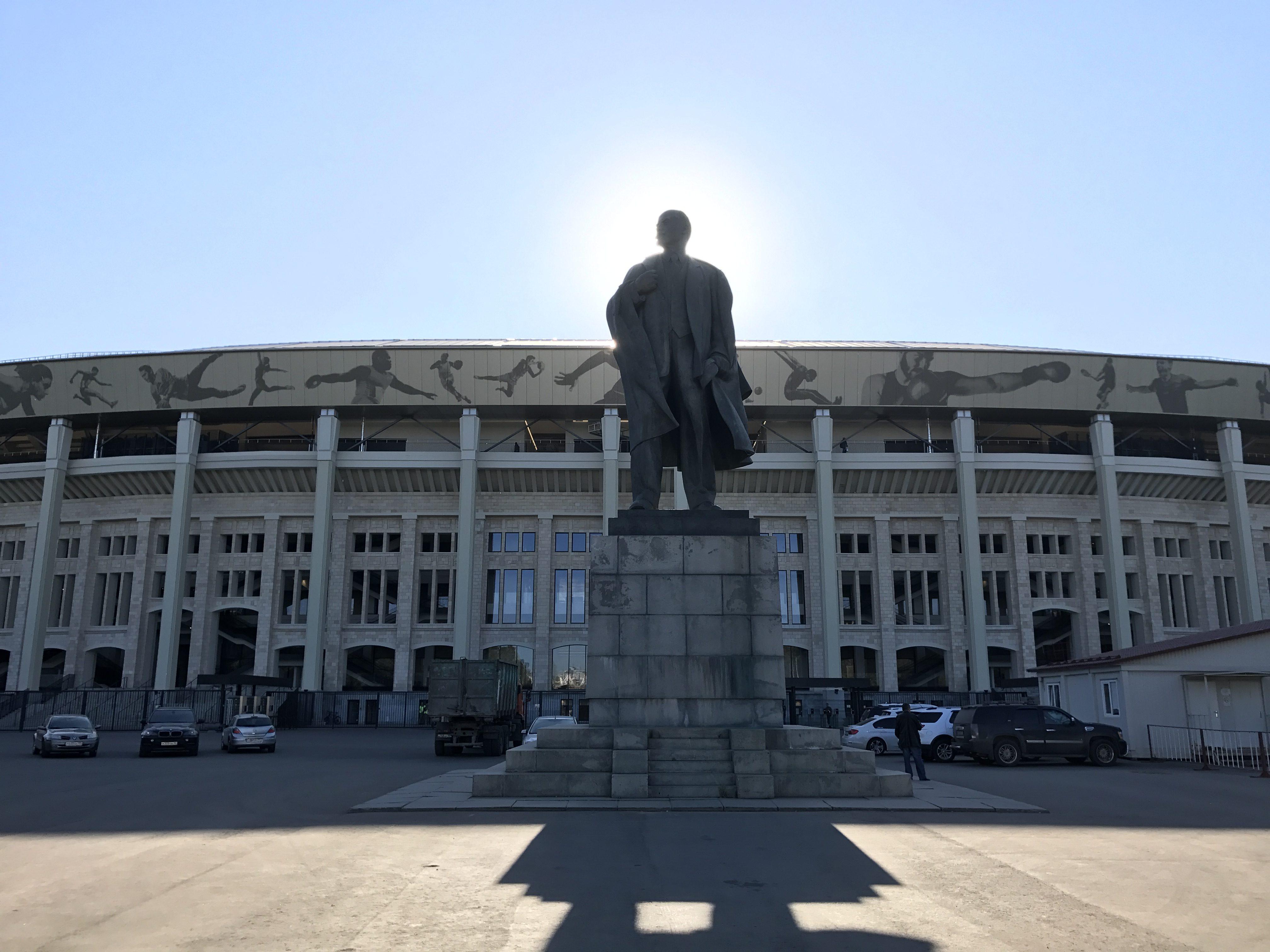 Moscovo – Estádio Lujniki e Otkrytie Arena