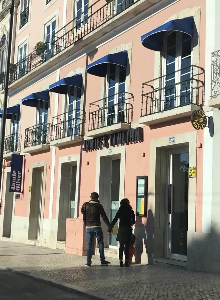 Jamie's Italian – Lisboa