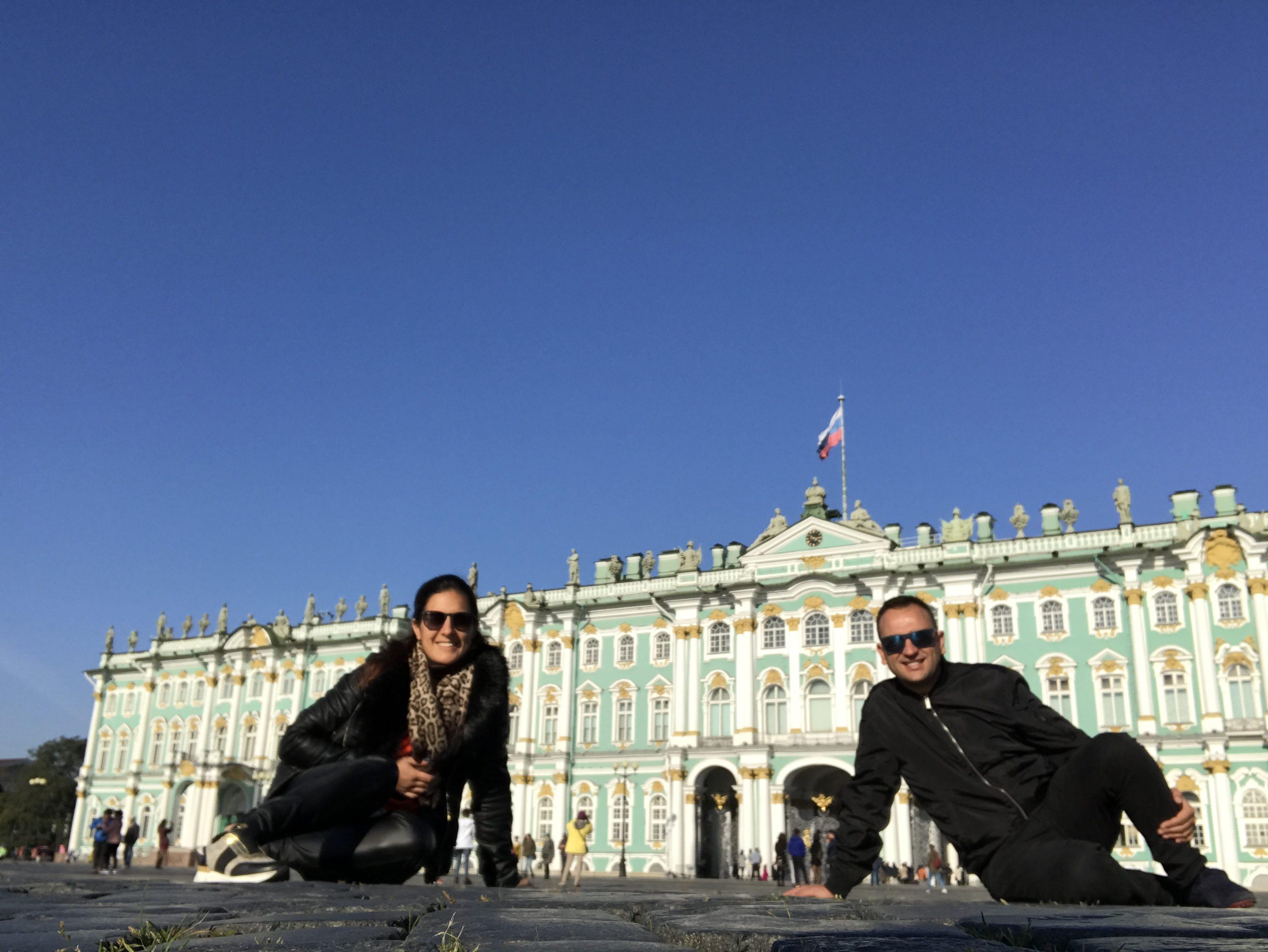 São Petersburgo – A cidade do Czar Pedro, O Grande