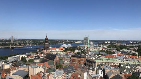 Riga – Letónia