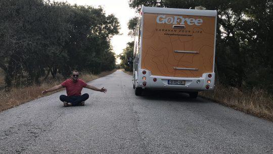 Go Free Caravans – Uma viagem pelo interior do Alentejo