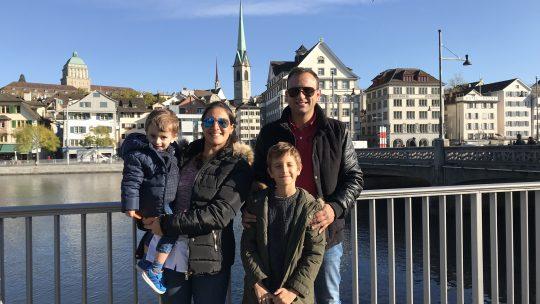 Roadtrip pela Suíça – Zurique