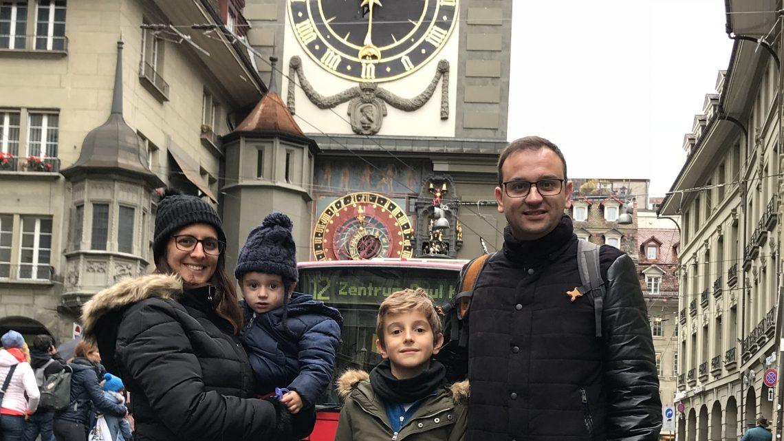 Berna – Capital da Suiça