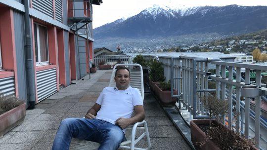 O alucinante caminho de Thun a Brig – Suíça