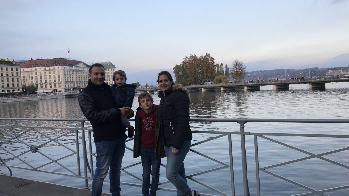 Genebra, Lausanne e a surpreendente Fribourg – Suíça