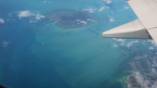 A intensa e dramática viagem ao Mar das Caraíbas
