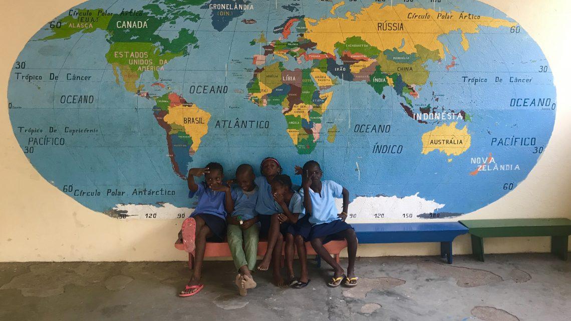 Missão Solidária São Tomé e Príncipe – A incrível história do pequeno Daniel