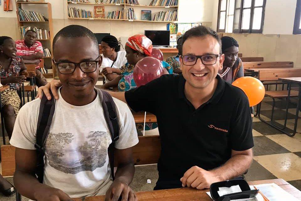 Missão Solidária São Tomé e Príncipe – O guerreiro Amonik dos Anjos