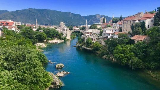 A surpreendente, dramática e bela Bósnia e Herzegovina
